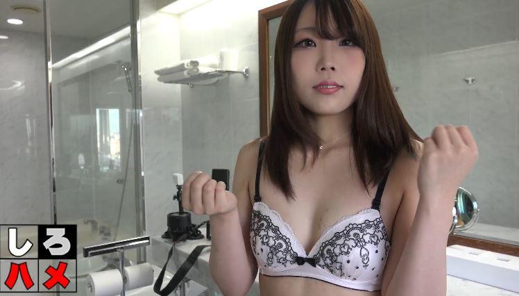 北海道発!色白美肌の道産子娘はアニメ声!膣内発射中出しAVデビュー!